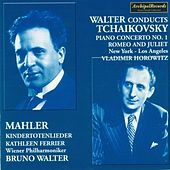 Play & Download Peter Ilijc Tchaikovsky: Piano Concerto No. 1, Romeo and Juliet Fantasy Overture - Gustav Mahler: Kindertotenlieder by Various Artists | Napster
