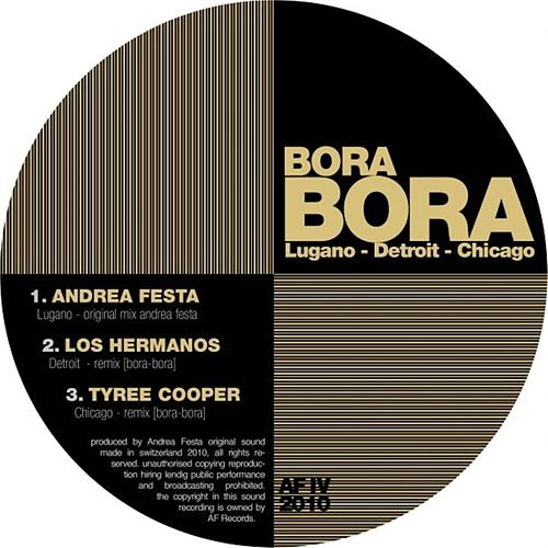 Play & Download Bora Bora : Lugano Detroit Chicago by Various Artists | Napster