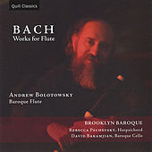 Bach: Works for Flute by Andrew Bolotowsky
