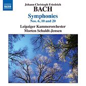 Play & Download Bach: Symphonies, Nos. 6, 10, 20 by Morten Schuldt-Jensen | Napster