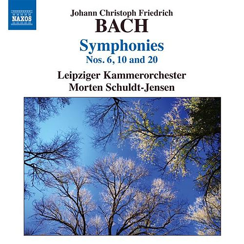 Bach: Symphonies, Nos. 6, 10, 20 by Morten Schuldt-Jensen