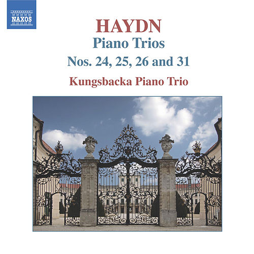 Haydn: Piano Trios, Vol. 1 by Kungsbacka Piano Trio