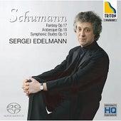Schumann : Symphonic etudes Op.13 - Fantasy Op.17 - Arabesque Op.18 by Sergei Edelmann