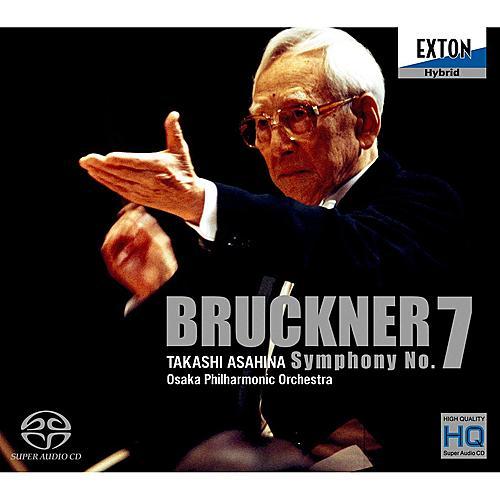 Play & Download Bruckner : Symphony No.7 [Ed. Haas] by Takashi Asahina | Napster