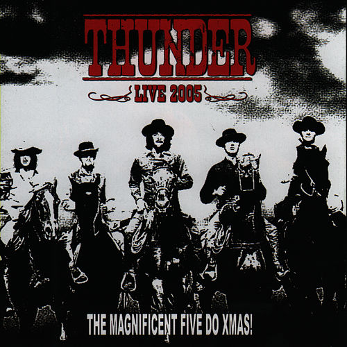 Play & Download The Magnificent Five Do Xmas by Thunder | Napster
