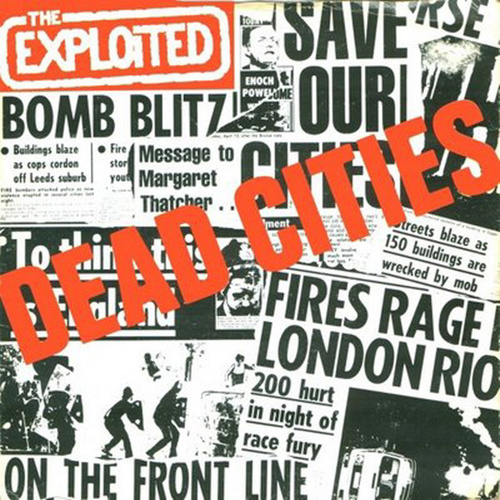 Play & Download Dead Cities by The Exploited | Napster