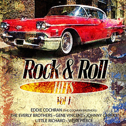 Play & Download Rock & Roll Hits Vol 1 by Various Artists | Napster