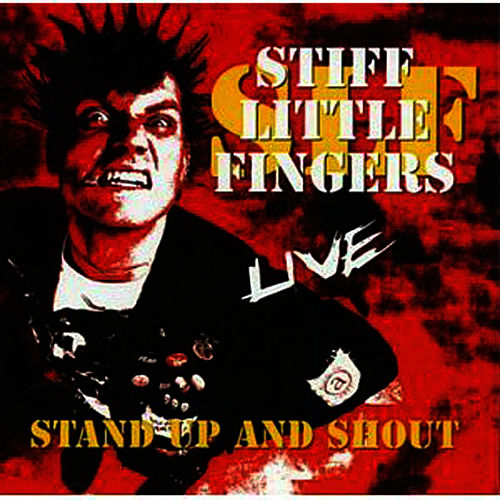 Play & Download Stand Up and Shout by Stiff Little Fingers | Napster