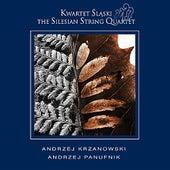 Play & Download Andrzej Krzanowski - Relief V, Reminiscenza, String Quartet III / Andrzej Panufnik - String sextets by The Silesian String Quartet | Napster