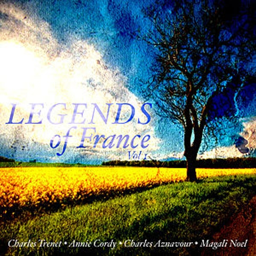 Legends Of France Vol 1 by Various Artists