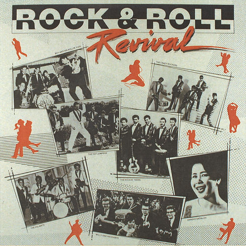 Play & Download Rock & Roll Revival by Various Artists | Napster