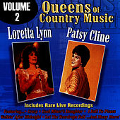 Queens Of Country Music Volume 2 von Patsy Cline