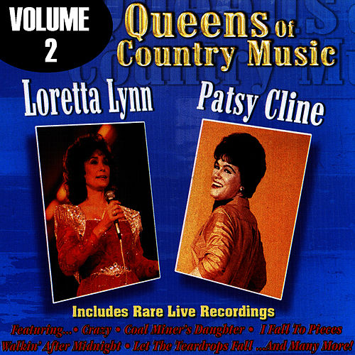 Play & Download Queens Of Country Music Volume 2 by Patsy Cline | Napster