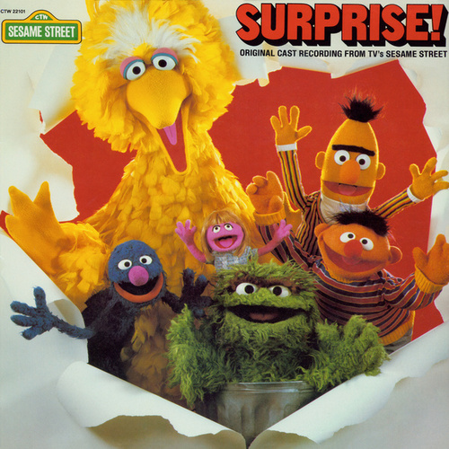 Play & Download Sesame Street: Surprise! by Various Artists | Napster