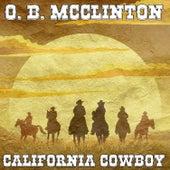 California Cowboy by O.B. McClinton