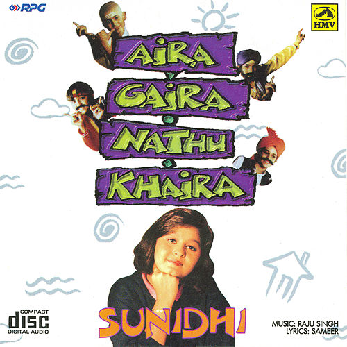 Play & Download Aira Gaira Nathu Khaira-Sunidhi by Sunidhi Chauhan | Napster
