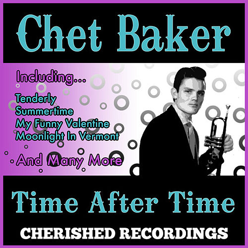 Time After Time von Chet Baker
