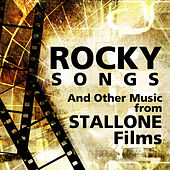 Rocky Songs: And Other Music From Stallone Films by Silver Screen Soundtrack Orchestra