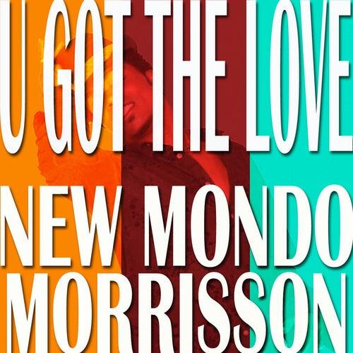U Got The Love (incl Richard Earnshaw Mixes) by New Mondo