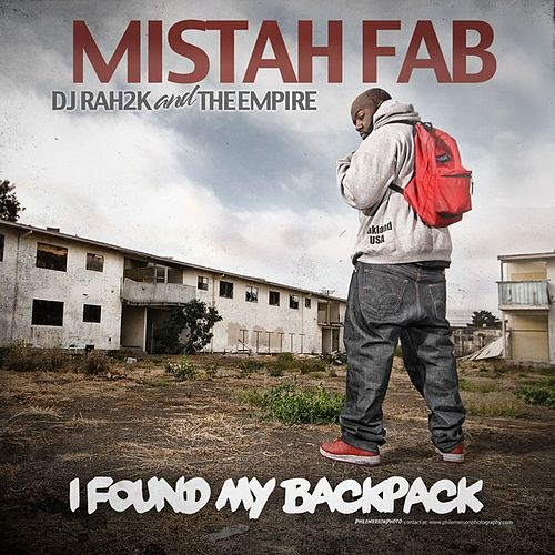 Play & Download I Found My Backpack by Mistah F.A.B. | Napster