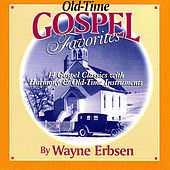 Old-Time Gospel Favorites by Wayne Erbsen