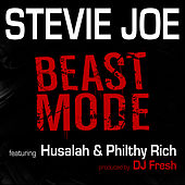 Beast Mode - Single by Stevie Joe