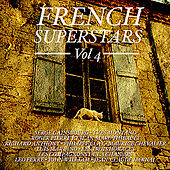 French Superstars Vol 4 by Various Artists