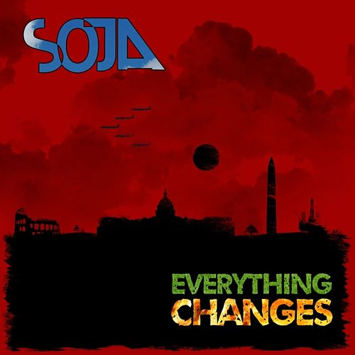 Play & Download Everything Changes (Deluxe Single) by Soja / Fleopard | Napster