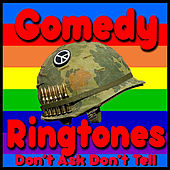 Don't Ask Don't Tell, Military Christmas, Parody by Comedy Ringtone Factory