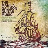 Manila Galleon Guitar Music by Florante Aguilar