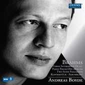 Brahms: The Complete Works for Solo Piano, Vol. 5 by Andreas Boyde