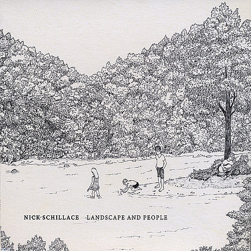 Landscape and People by Nick Schillace