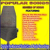 Play & Download Singers of Songs by Various Artists | Napster