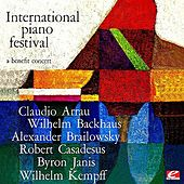 Play & Download International Piano Festival - A Benefit Concert (Digitally Remastered) by Various Artists | Napster