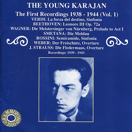 Play & Download The Young Karajan - The First Recordings 1838-1944, Vol. 1 by Various Artists | Napster