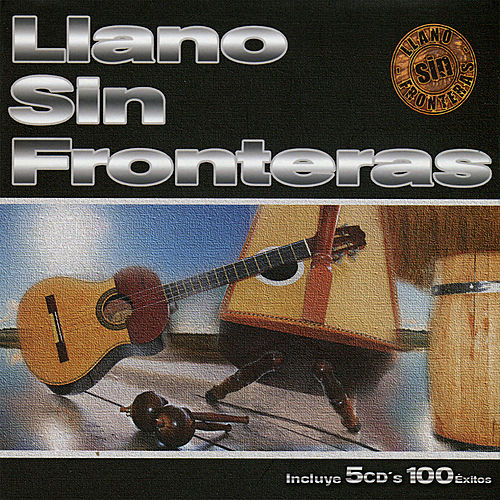 Llano Sin Fronteras de Various Artists