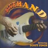 Blue Hand the Waltzing Tunas by Scott Finch