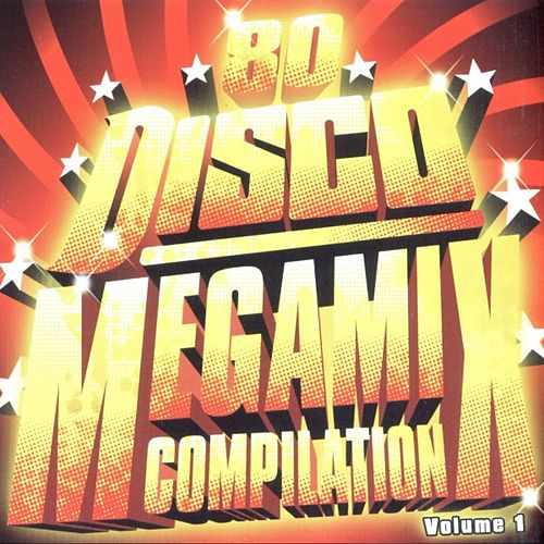 80 Disco Megamix Compilation Vol. 1 by Various Artists