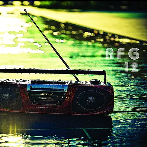 RFG 12 (80's Funk Music Rare Tracks) by Various Artists