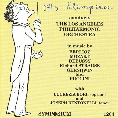 Otto Klemperer conducts The Los Angeles Philharmonic Orchestra (1937-1938) by Various Artists