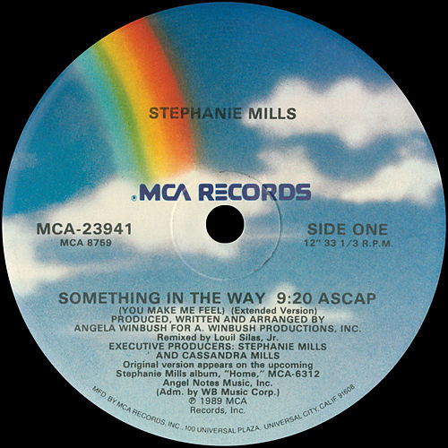 Play & Download Something In The Way / Love Hasn't Been Easy On Me by Stephanie Mills | Napster