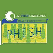 Live Phish: 6/27/10 Merriweather Post Pavilion, Columbia, MD by Phish