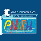 Live Phish: 7/4/10 Verizon Wireless At Encore Park, Alpharetta, GA by Phish