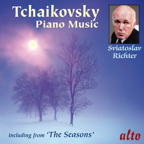 TCHAIKOVSKY: Piano Music - including The Seasons by Sviatoslav Richter