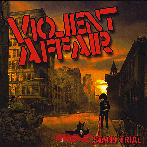 Play & Download Stand Trial by Violent Affair | Napster