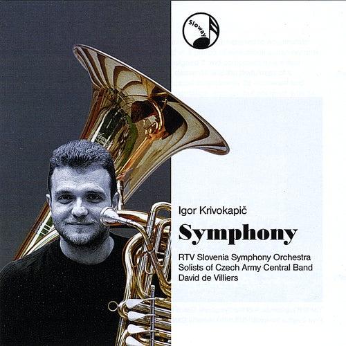 Symphony/Simfonija by RTV Slovenia Symphony Orchestra