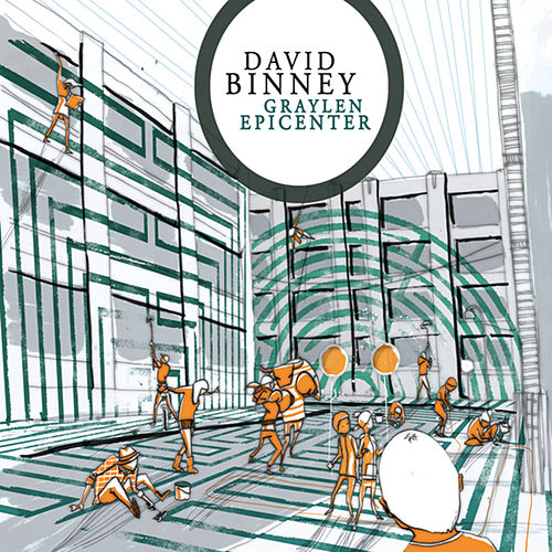 Play & Download Graylen Epicenter by David Binney | Napster