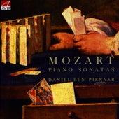 Mozart: Piano Sonatas by Daniel-Ben Pienaar