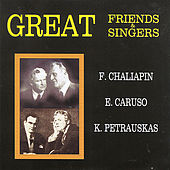 Play & Download Great Friends & Singers by Various Artists | Napster