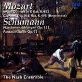 Mozart: Quintet in E-Flat & Trio in E-Flat - Schumann: Märchenerzählungen & Fantasiestücke by The Nash Ensemble